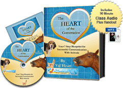 The Heart of the Conversation With Animals Online Course